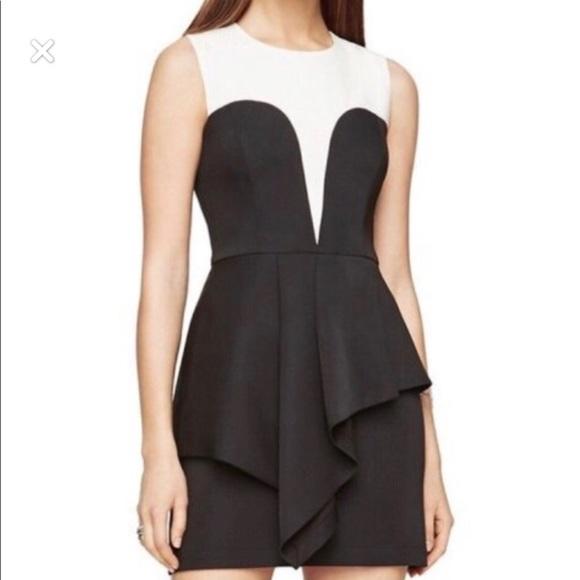 BCBGMaxAzria Dresses & Skirts - BCBG satin dress